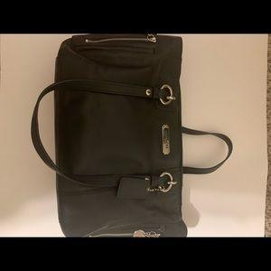 Black Coach Purse (Leather)